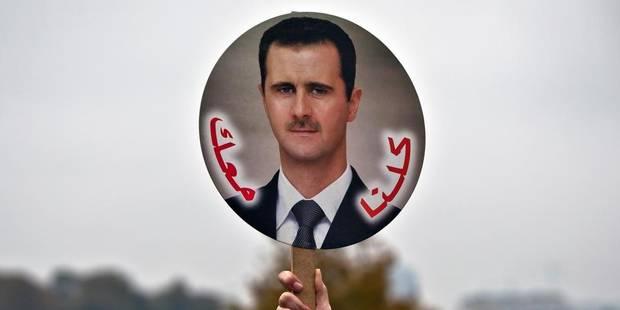 Bachar al-Assad, ce prix Nobel - La Libre