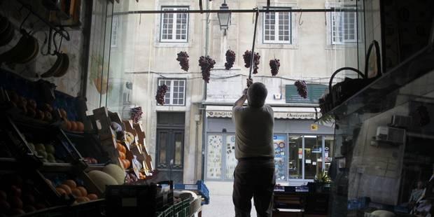 La grogne monte au Portugal après l'annonce d'une nouvelle cure de rigueur - La Libre
