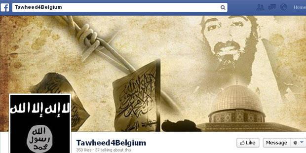 Sharia4Belgium toujours présent sur le net - La Libre