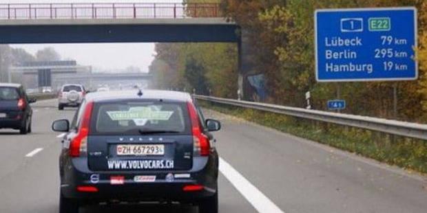 La sécurité routière reste focalisée autour de la vitesse - La Libre