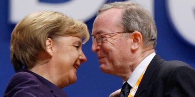 Merkel et Barroso prendront la parole aux funérailles de Martens - La Libre