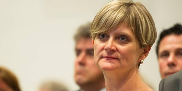 Sabine Laruelle quitte la politique... pour une ONG? - La Libre