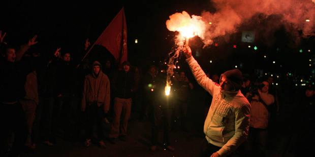 Anderlecht-PSG: déjà 76 hooligans arrêtés - La Libre