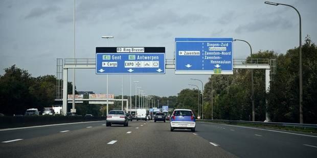 Elargissement du Ring: le Voka, Touring et la CD&V bruxellois applaudissent la décision du gouvernement flamand - La Lib...