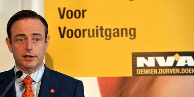 42% des Flamands favorables au plan N-VA, mais... 52% défavorables - La Libre