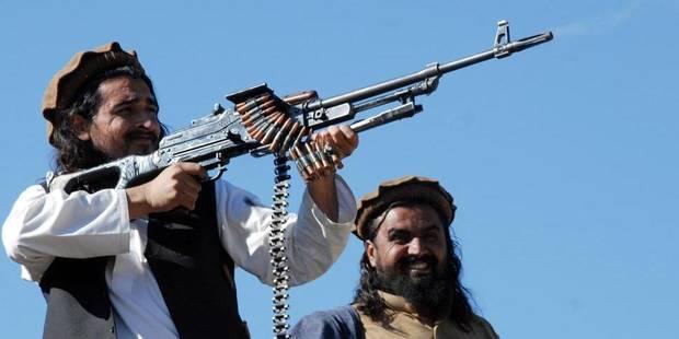Le chef des talibans pakistanais tué dans un tir de drone américain - La Libre