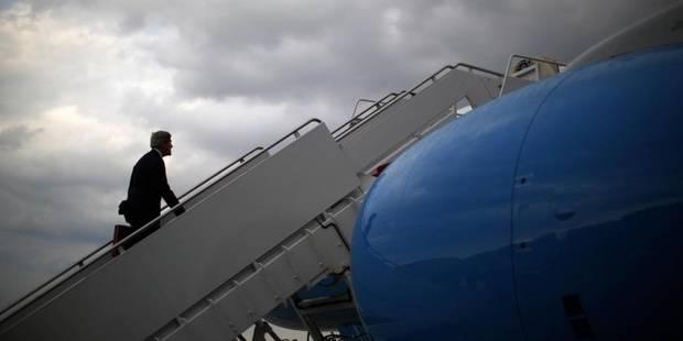 """John Kerry : les USA vont """"continuer à travailler"""" avec le gouvernement égyptien - La Libre"""