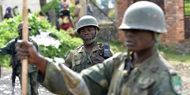"""RDC : le M23 ordonne la """"cessation immédiate des hostilités"""" - La Libre"""