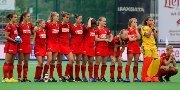 La Belgique officiellement qualifiée pour la Coupe du monde à La Haye - La Libre