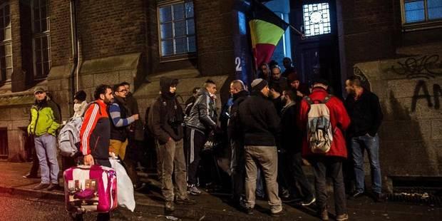 """Gesù: la police expulse """"violemment"""" les occupants - La Libre"""