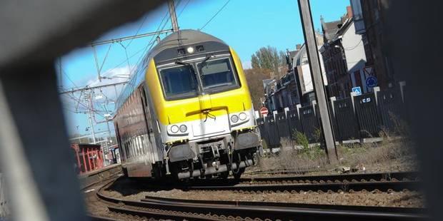 Déraillement d'un train de marchandises dans le Brabant flamand - La Libre