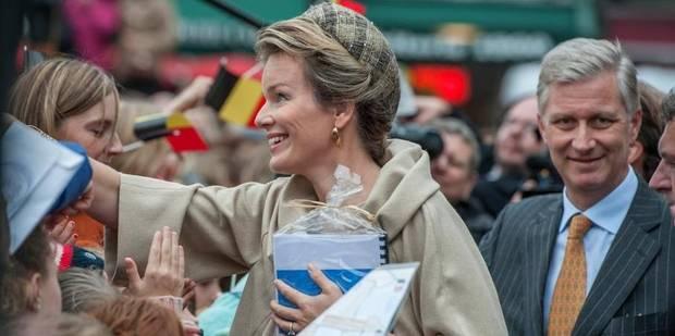 Joyeuses entrées : le couple royal à Bruxelles ce mercredi - La Libre