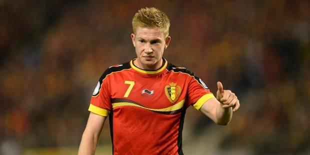 Kevin De Bruyne vers Anderlecht ? - La Libre