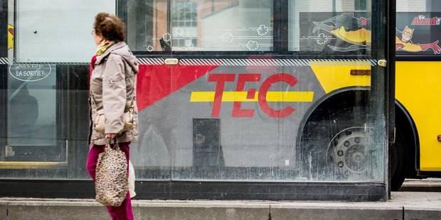 Grève TEC Liège-Verviers: la circulation reprend normalement jeudi matin - La Libre