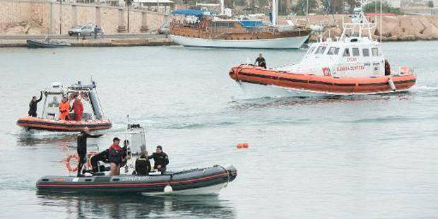 Grèce: douze morts dans le naufrage d'un bateau de migrants - La Libre