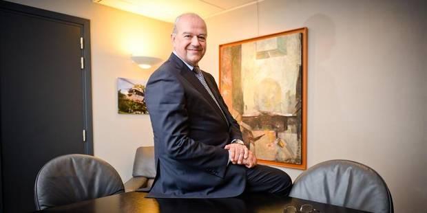 """Thierry Willemarck, président de Beci: """"Je ne suis pas raciste"""" - La Libre"""