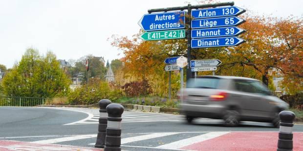 L'autoroute E42 bloquée durant 4 week-ends à hauteur de Verlaine - La Libre