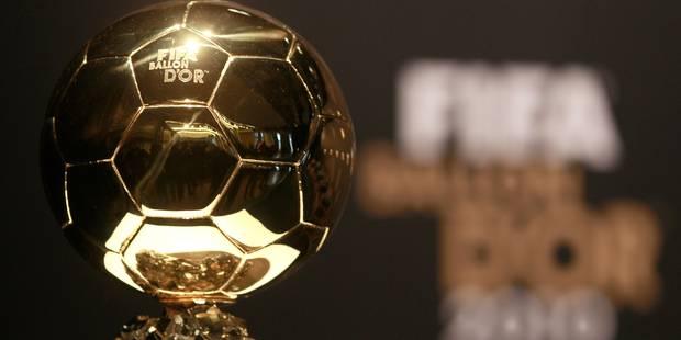 """L'attribution du Ballon d'Or serait-elle """"truquée""""? - La Libre"""