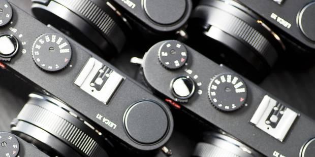 Un appareil photo vendu 840.000 euros - La Libre