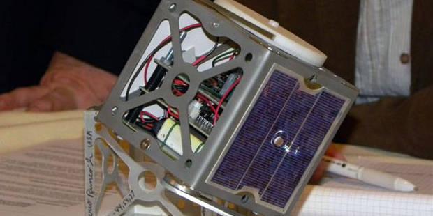 Le premier satellite 100% belge est prêt pour l'espace - La Libre
