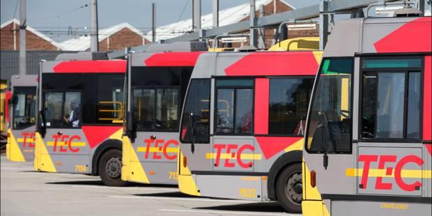 """""""Les bus gérés par le secteur privé sont plus performants"""" - La Libre"""