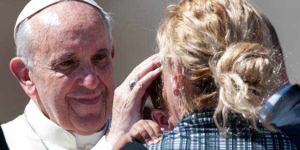 Le Pape François et les femmes - La Libre
