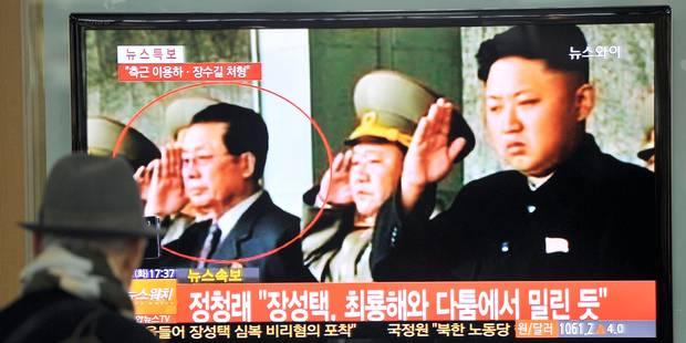 Corée du Nord: séisme politique à Pyongyang - La Libre