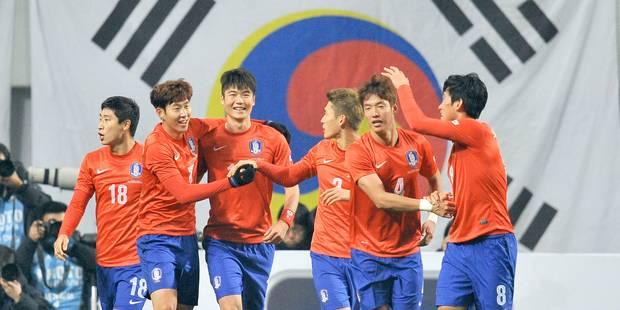 Encore ces Sud-Coréens! - La Libre