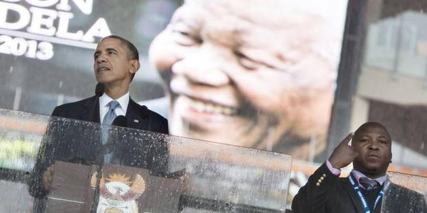 Interprète imposteur près d'Obama: la responsabilité des Sud-Africains - La Libre