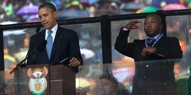Funérailles de Mandela: excuses officielles du gouvernement sud-africain - La Libre