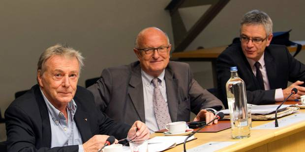 Les députés wallons et de la Fédération appelés à jouer les prolongations - La Libre