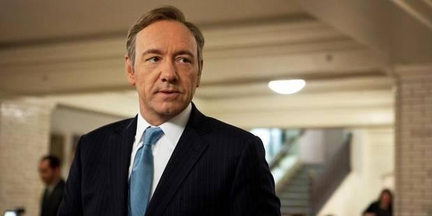 """Obama rêve de voir la saison 2 de """"House of Cards"""" en avance - La Libre"""