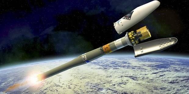 Lancement réussi du télescope spatial européen Gaia - La Libre
