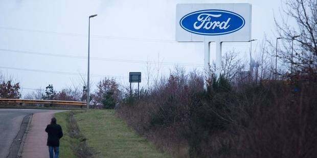 Le gouvernement flamand obtient les terrains de Ford Genk pour... un euro - La Libre