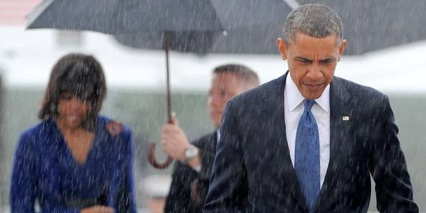 2013, une année à oublier pour Obama - La Libre