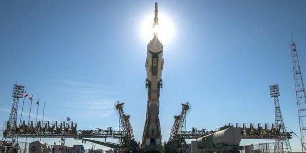 La 2ème expédition orbitale reportée à mardi - La Libre