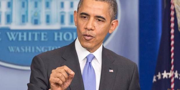 Etats-Unis: Obama signe le compromis budgétaire - La Libre