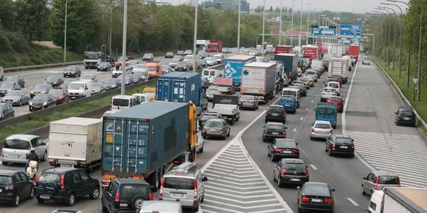 Kilomètres parcourus sur les routes de Belgique: record battu - La Libre