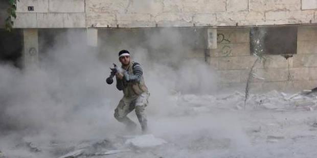 Filières syriennes: le risque s'aggrave - La Libre