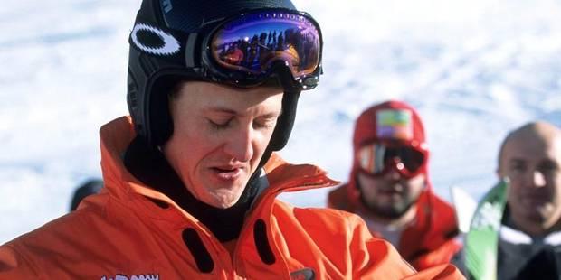 Pronostic vital toujours engagé pour Michael Schumacher - La Libre