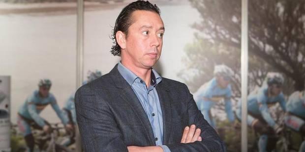 L'ancien coureur Leif Hoste écope d'une amende de 150.000€ - La Libre