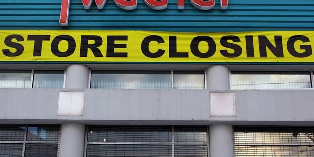 La Belgique a connu un record de faillites en 2013 - La Libre