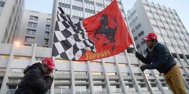 Schumacher toujours dans le coma à la veille de son 45e anniversaire - La Libre