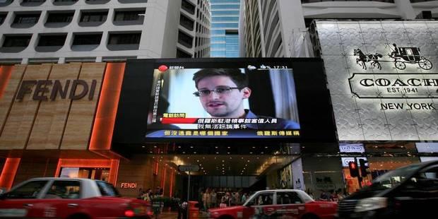 """Affaire Snowden: """"Le pardon serait un terrible précédent"""" - La Libre"""