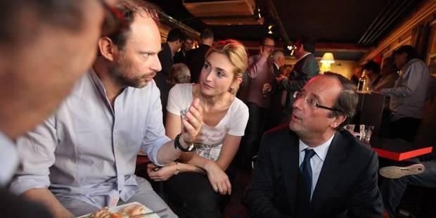 François Hollande : vie privée, vie publique - La Libre