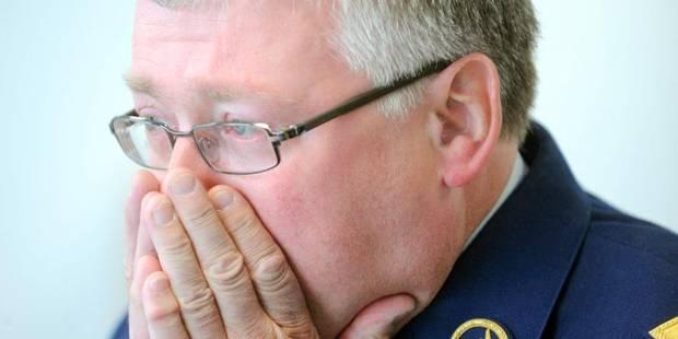 Fernand Koekelberg veut revenir à la police: le parquet de Namur fait appel - La Libre