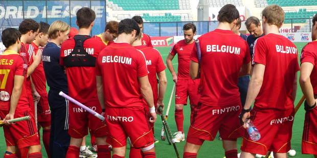 Hockey: Les Red Lions affronteront l'Angleterre en quarts de finale - La Libre