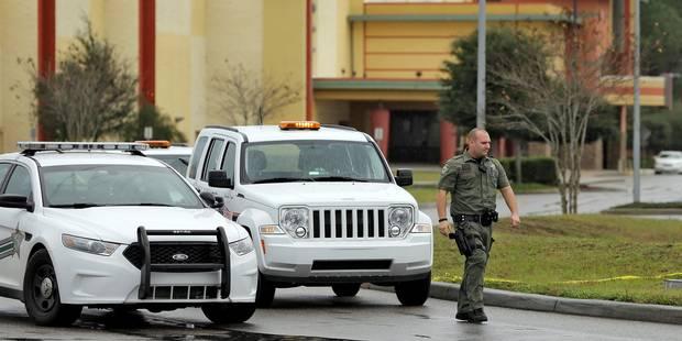 USA: fusillade dans une école du Nouveau-Mexique - La Libre