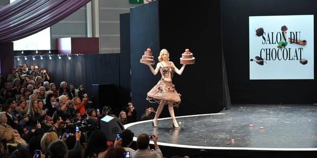 Le Salon du Chocolat enfin à Bruxelles - La Libre