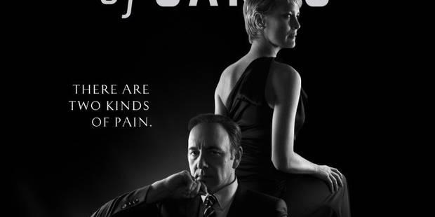 House of cards: Be TV adopte le rythme de Netflix - La Libre